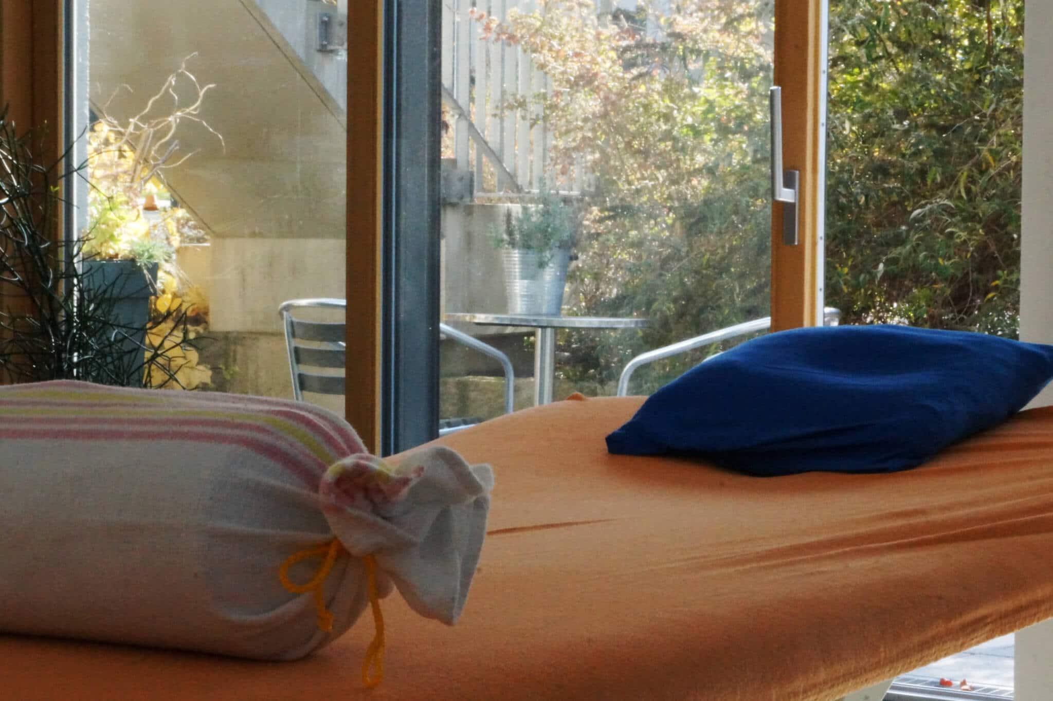 Behandlungsliege Physiotherapie Herzogswalde